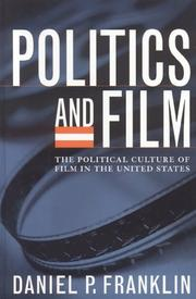 Cover of: Politics and film