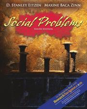 Cover of: Social Problems (10th Edition) (MySocKit Series)