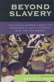 Cover of: Beyond Slavery
