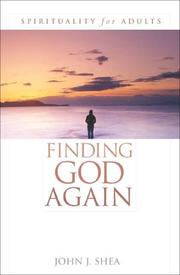 Cover of: Finding God Again