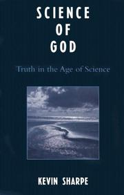 Cover of: Science of God: Truth in the Age of Science