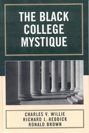 Cover of: The Black College Mystique