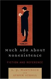 Cover of: Much Ado About Nonexistence