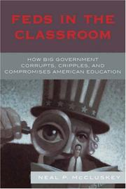 Cover of: Feds in the Classroom