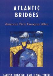 Cover of: Atlantic Bridges | Janusz Bugajski