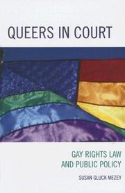 Cover of: Queers in Court