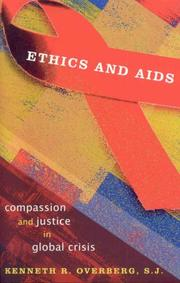 Cover of: Ethics and AIDS