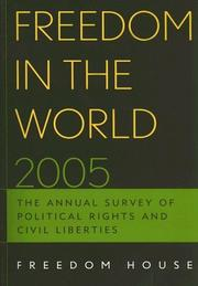 Cover of: Freedom in the World 2005