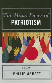 Cover of: The Many Faces of Patriotism
