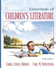 Cover of: Essentials of Children's Literature, MyLabSchool Edition