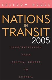 Cover of: Nations in Transit 2005