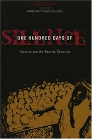Cover of: One Hundred Days of Silence