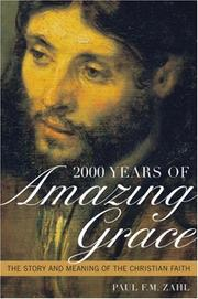 Cover of: 2000 Years of Amazing Grace
