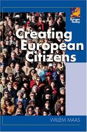 Cover of: Creating European Citizens (Europe Today) | Willem Maas