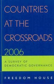 Cover of: Countries at the Crossroads 2006