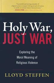Cover of: Holy War, Just War
