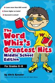Cover of: The Word Whiz