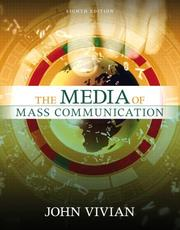 Cover of: Media of Mass Communication, The