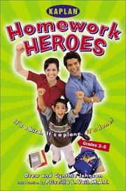 Cover of: Homework Heroes, Grades 3-5 | Drew Johnson