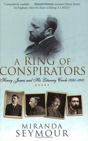 Cover of: A ring of conspirators