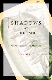 Cover of: SHADOWS AT THE FAIR (MAGGIE SUMMER, NO 1)