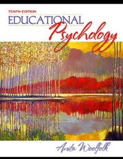 Cover of: Educational Psychology