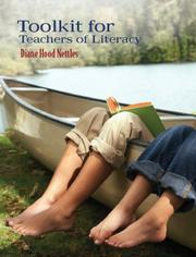 Cover of: Toolkit for Teachers of Literacy