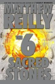 Cover of: The 6 Sacred Stones: A Novel