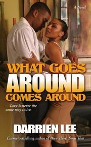 Cover of: What Goes Around Comes Around | Darrien Lee