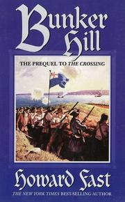 Cover of: Bunker Hill