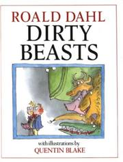 Cover of: Dirty beasts