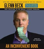 Cover of: An Inconvenient Book: Real Solutions to the World's Biggest Problems