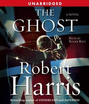 Cover of: The Ghost | Robert Harris