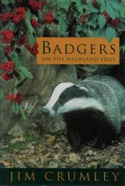 Cover of: BADGERS ON THE HIGHLAND EDGE