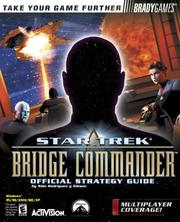 Cover of: Star Trek bridge commander | SioМ'n Rodriguez y Gibson