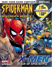Cover of: X-Men: Reign of Apocalypse / Spider-Man | BradyGames
