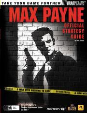 Cover of: Max Payne, official strategy guide | Bart Farkas