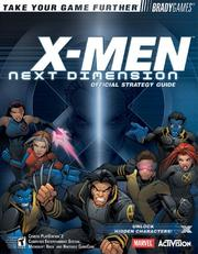Cover of: X-MEN | Adam Puhl