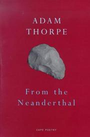 Cover of: From the Neanderthal