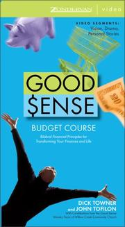 Cover of: Good Sense Budget Course Video |