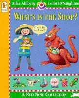 Cover of: What's in the Shop? (Red Nose Readers)