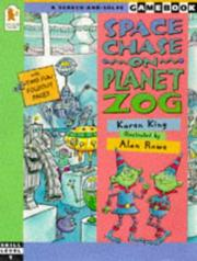 Cover of: Space Chase on Planet Zog (A Search-and-solve Gamebook: Skill Level 1)