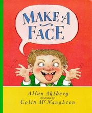 Cover of: Make a Face
