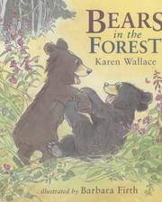 Cover of: Bears in the Forest (Read and Wonder)
