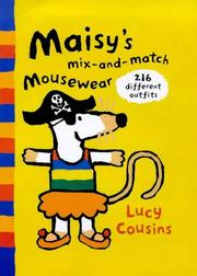 Cover of: Maisy's Mix and Match Mousewear (Maisy S.)