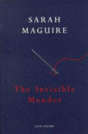 Cover of: The invisible mender