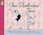 Cover of: One ballerina two