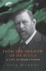 Cover of: From the shadow of Dracula | Murray, Paul