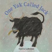 Cover of: One Yak Called Jack