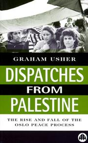 Cover of: Dispatches From Palestine